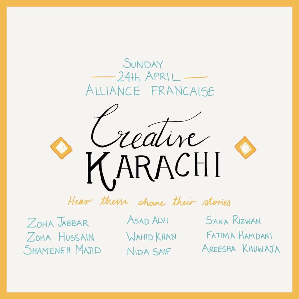creative karachi